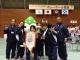 全国障がい者スポーツ大会『おいでませ!山口大会』 準優勝