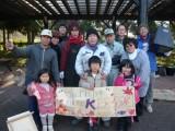 箱メガネづくりボランティア集合写真2011/12/25