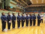 徳島デフカップ表彰式 桃組