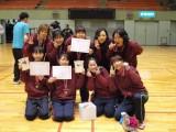 徳島デフカップ表彰式 一期一会
