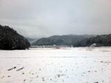 まだまだ雪景色