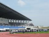 兵庫県障害者のじぎくスポーツ大会・陸上 開会式