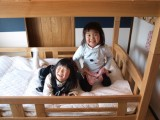 2段ベッド納品