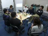 デフリンピック応援プロジェクトチーム打合せ