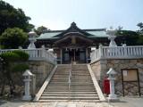 石屋神社 本殿