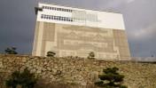 姫路城 大天守閣 修理見学施設「天空の白鷺」