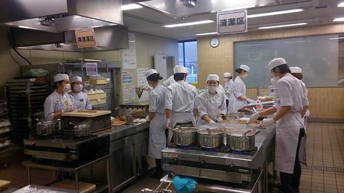 辻製菓専門学校画像