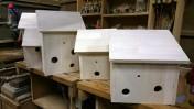 巣箱づくり