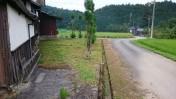 梅雨明け1回目の草刈り