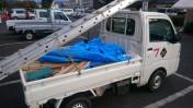 鳥取地震、倉吉市災害支援活動3日目