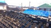 鳥取中部地震、倉吉市災害支援活動8日目