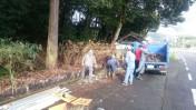 鳥取中部地震、倉吉市災害支援活動9日目