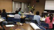 福祉施設で減災講座