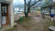 台風21号災害支援、3日目