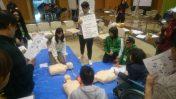 留学生・在住外国人と一緒に学ぶ防災ワークショップ