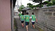 大阪北部地震 災害支援活動